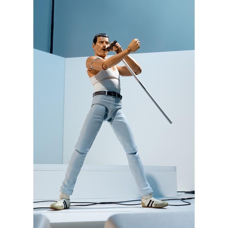 Figurine Freddie Mercury Live Aid S.H.Figuarts