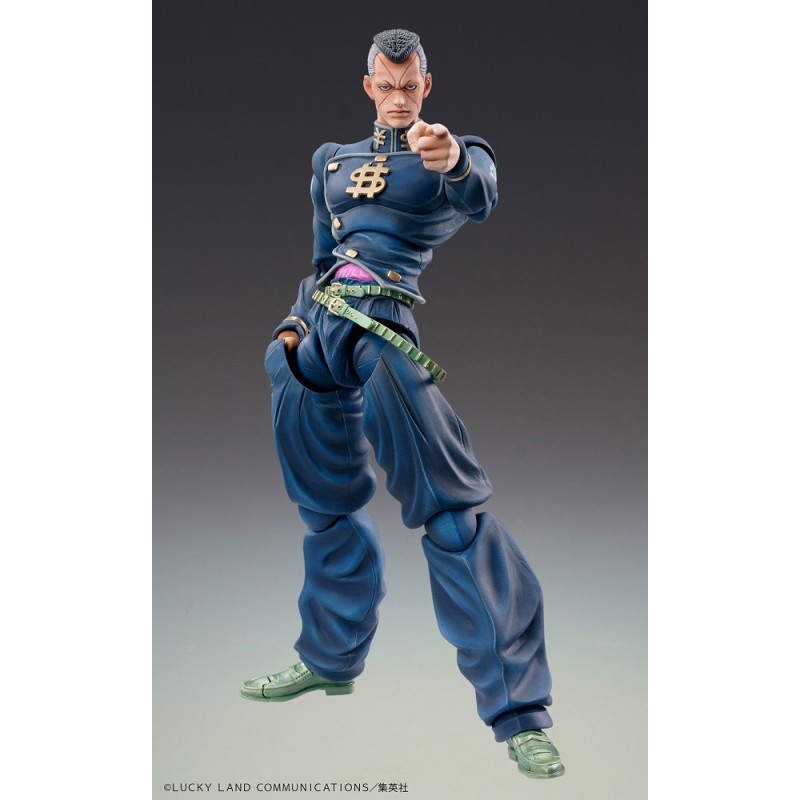 Figurine Okuyasu Nijimura - Super Action Chozokado - Jojo's Bizarre Adventure Part.4
