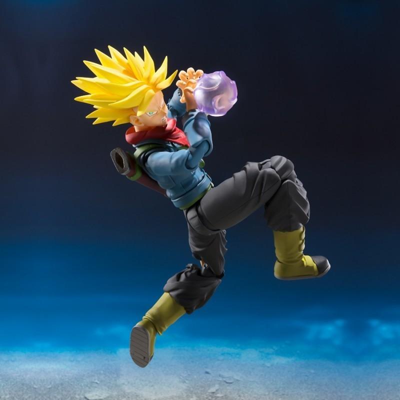 S.H.Figuarts Future Super Trunks - Dragon Ball Super