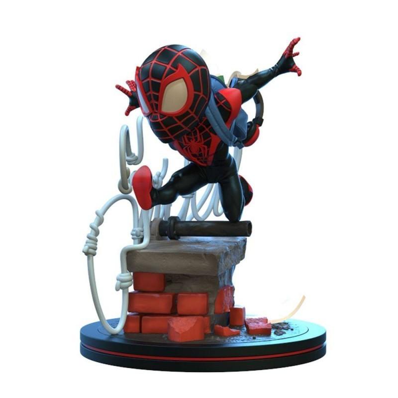 Q-Fig Elite Spider-Man : Miles Morales - Marvel