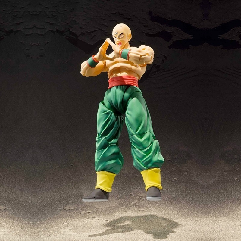 S.H.Figuarts Tenshinhan & Chaozu - Dragon Ball Z