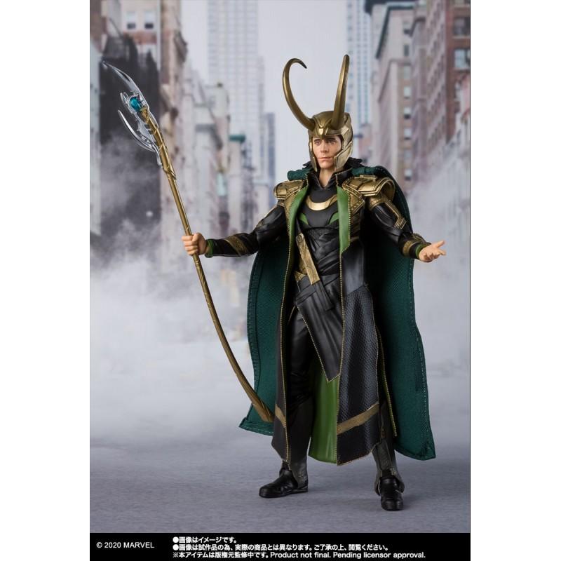 S.H Figuarts Loki - Avengers