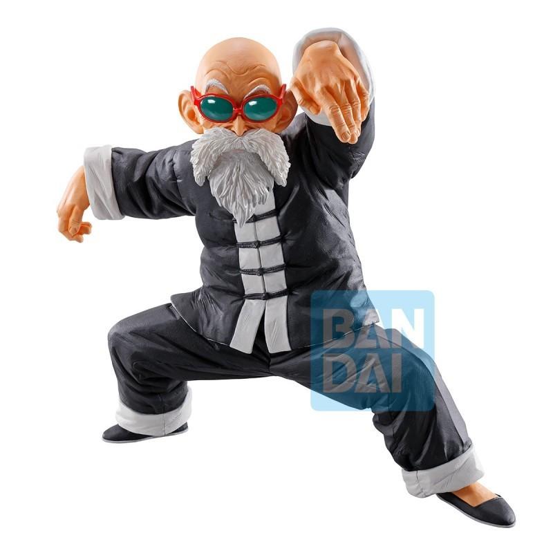 Figurine Tortue Géniale/Jackie Chun Ichibansho - Strong Chains!! - Dragon Ball Z
