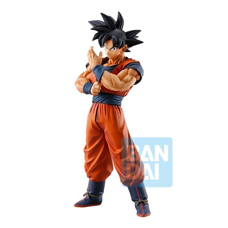 Figurine Son Goku Ichibansho - Strong Chains!! - Dragon Ball Z