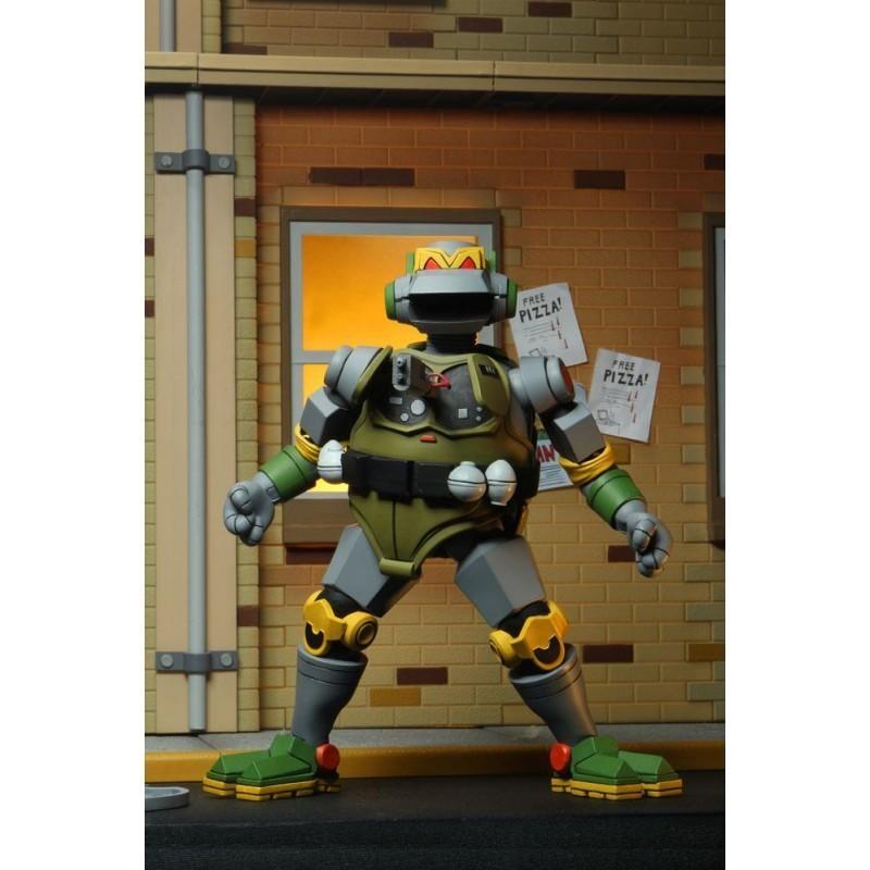 Tortues Ninja - Figurine Deluxe Metalhead Cartoon Ver.