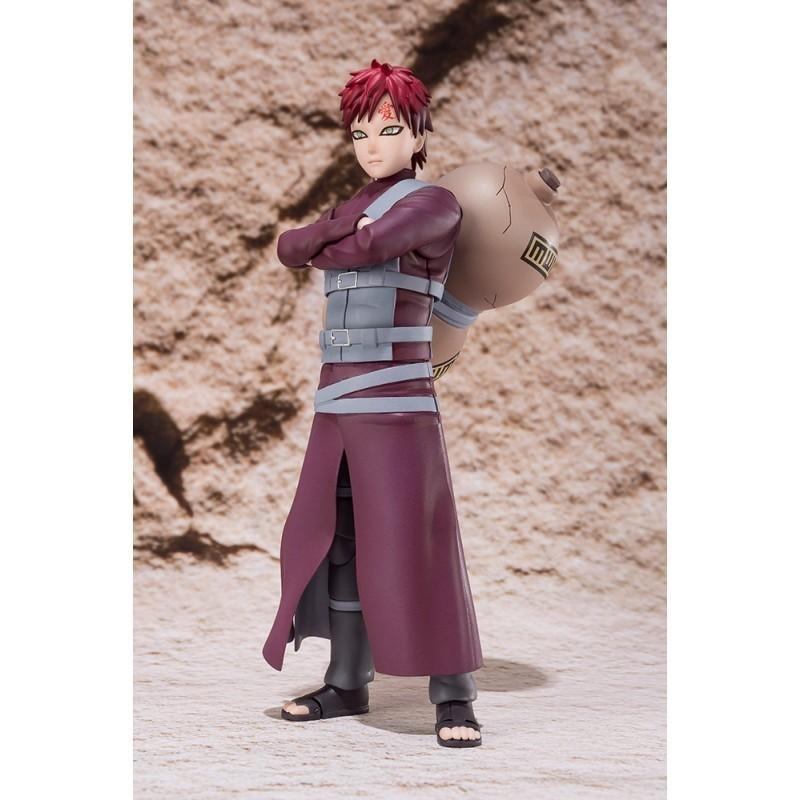 Figurine S.H Figuarts Gaara - Naruto