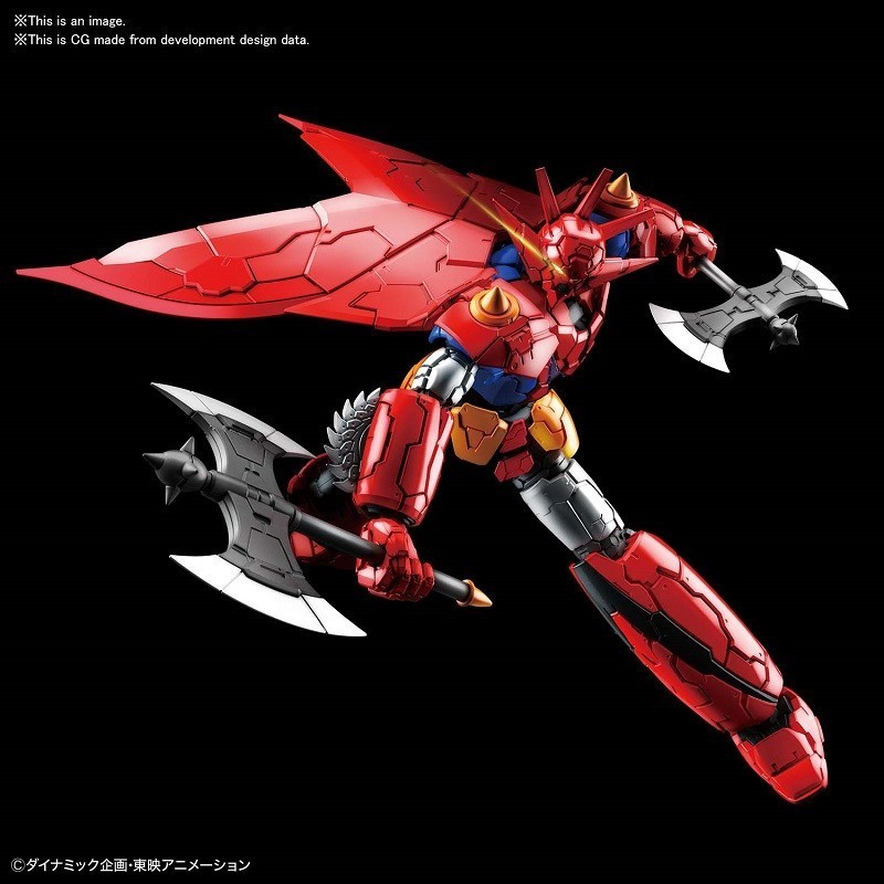 HG Getter Dragon Infinitism 1/144 - Plastic Model Kit