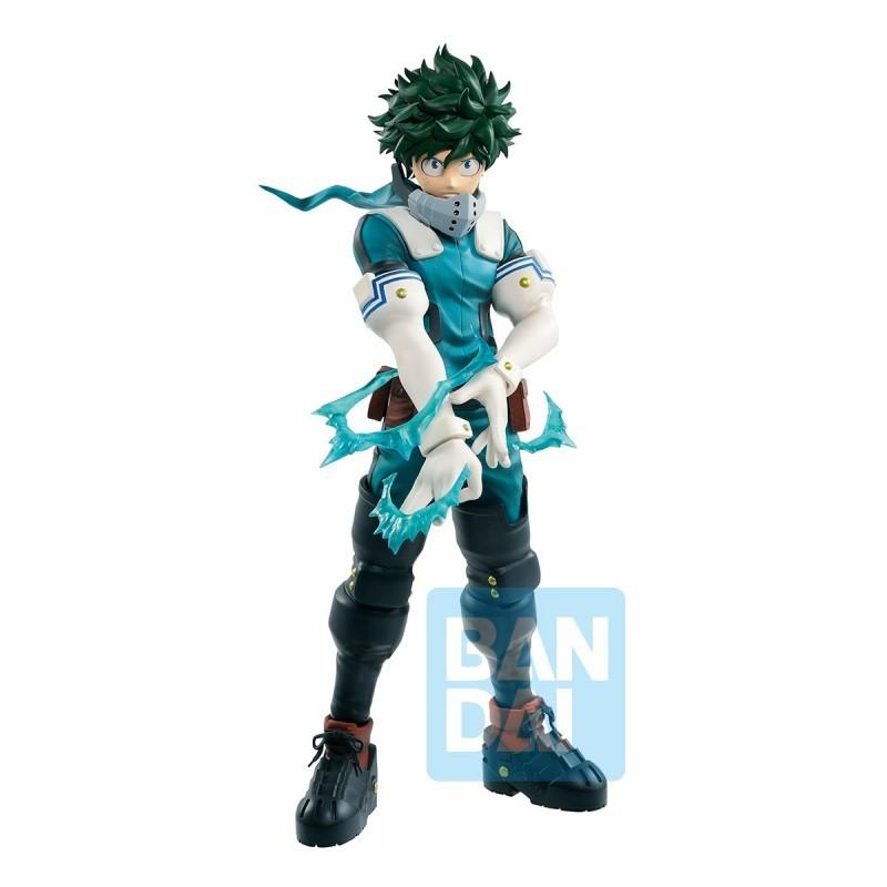 Ichibansho Figurine Izuku Midoriya (I'm Ready) - My Hero Academia