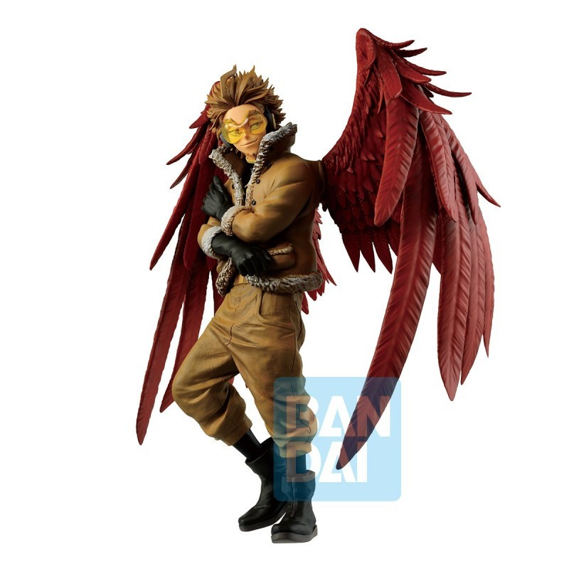 Ichibansho Figurine Hawks (I'm Ready) - My Hero Academia