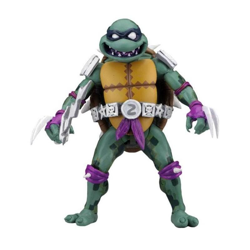 Figurine Slash - Turtles in Time - Tortues Ninja