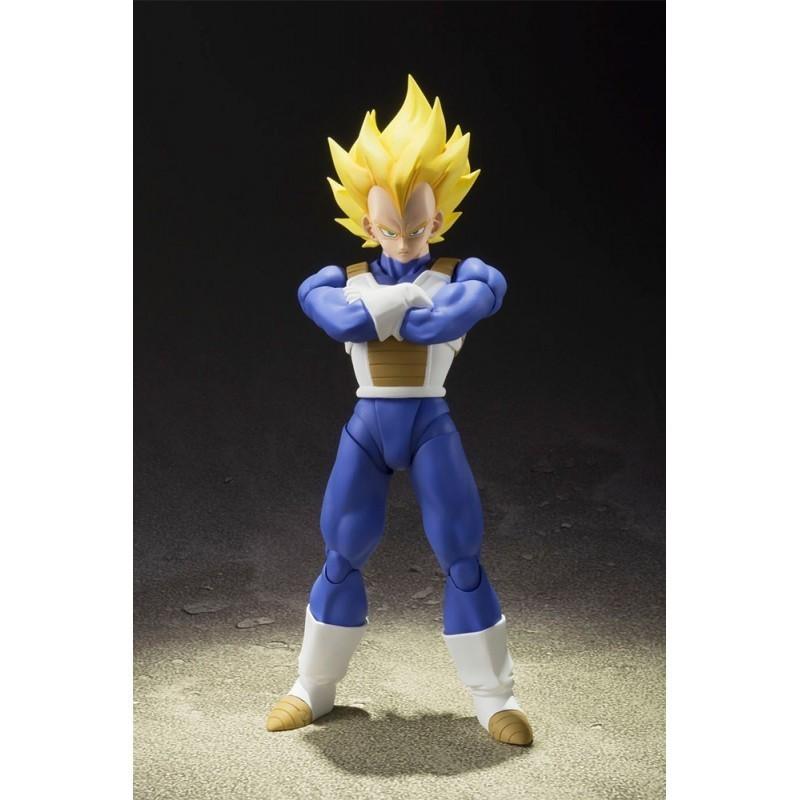 Dragon Ball - Figurine Super Saiyan Vegeta S.H.Figuarts