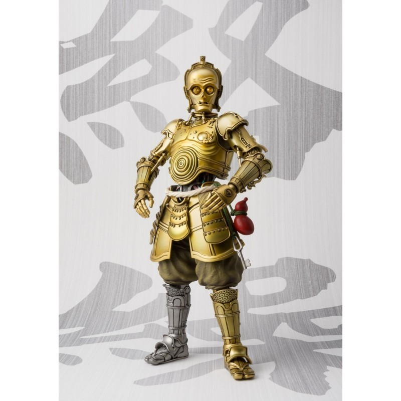 Star Wars - Figurine C-3PO - MMR Honyaku Karakuri