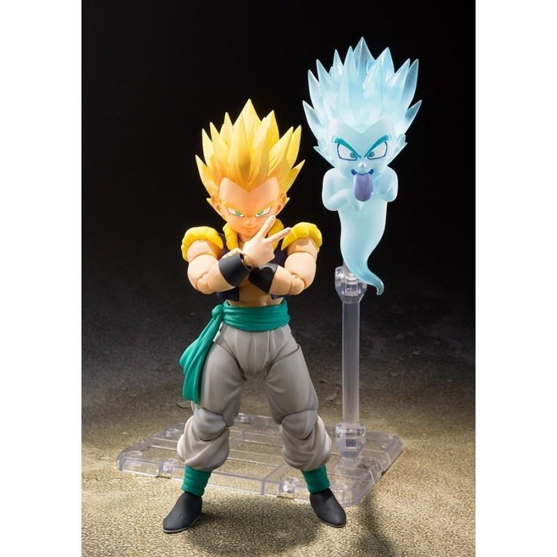 Dragon Ball - Figurine Super Saiyan Gotenks S.H Figuarts