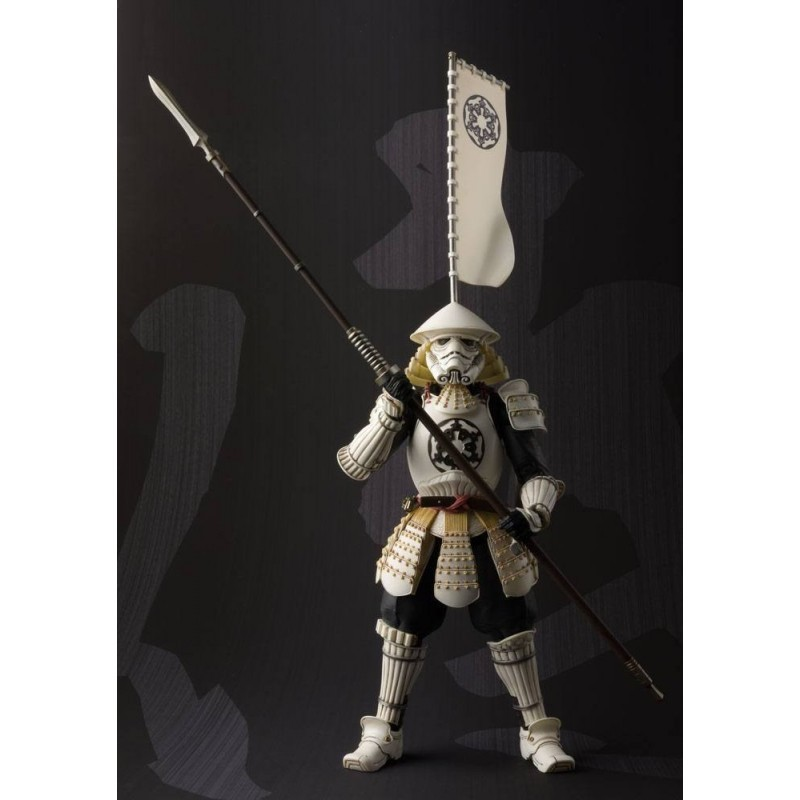 Star Wars - Figurine Stormtrooper - MMR Yari Ashigaru