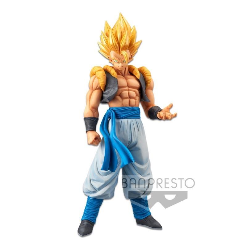 Dragon Ball Z - Figurine Grandista Gogeta Nero 27 cm
