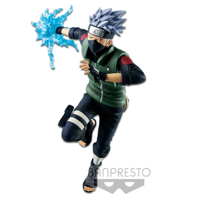Naruto - Figurine Kakashi - Vibration Stars