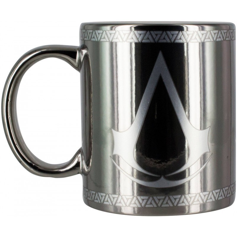 Assassin's Creed - Mug Chrome Logo