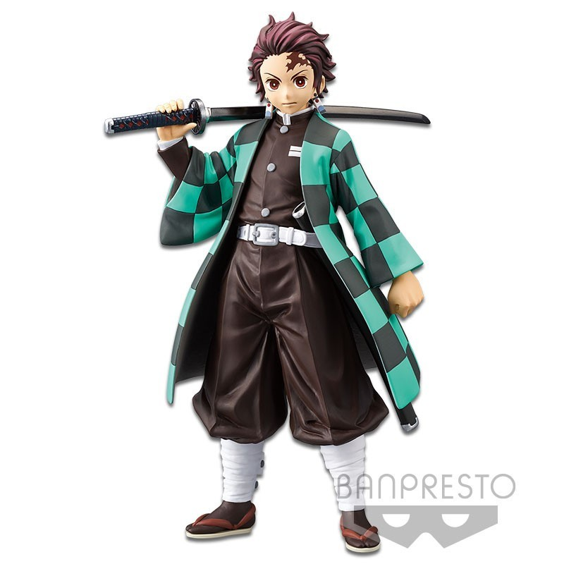 Figurine Tanjiro Kamado vol.1 - Kimetsu no Yaiba Demon Slayer
