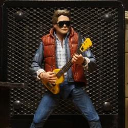 Figurine articulée Ultimate Marty McFly 18 cm - Retour vers le Futur