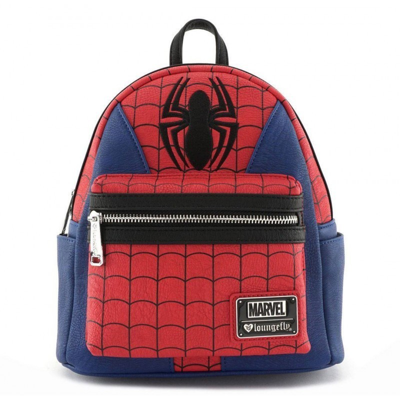 Marvel - Sac à dos Deluxe Spiderman