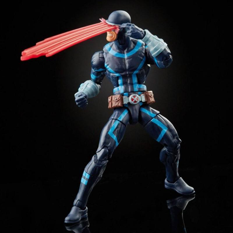 Figurine Cyclops - X-Men Marvel Legends Series 2021
