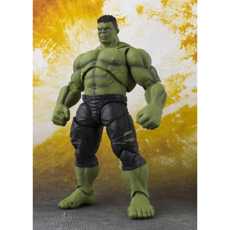 Marvel - Figurine Hulk S.H Figuarts - Avengers Infinity War