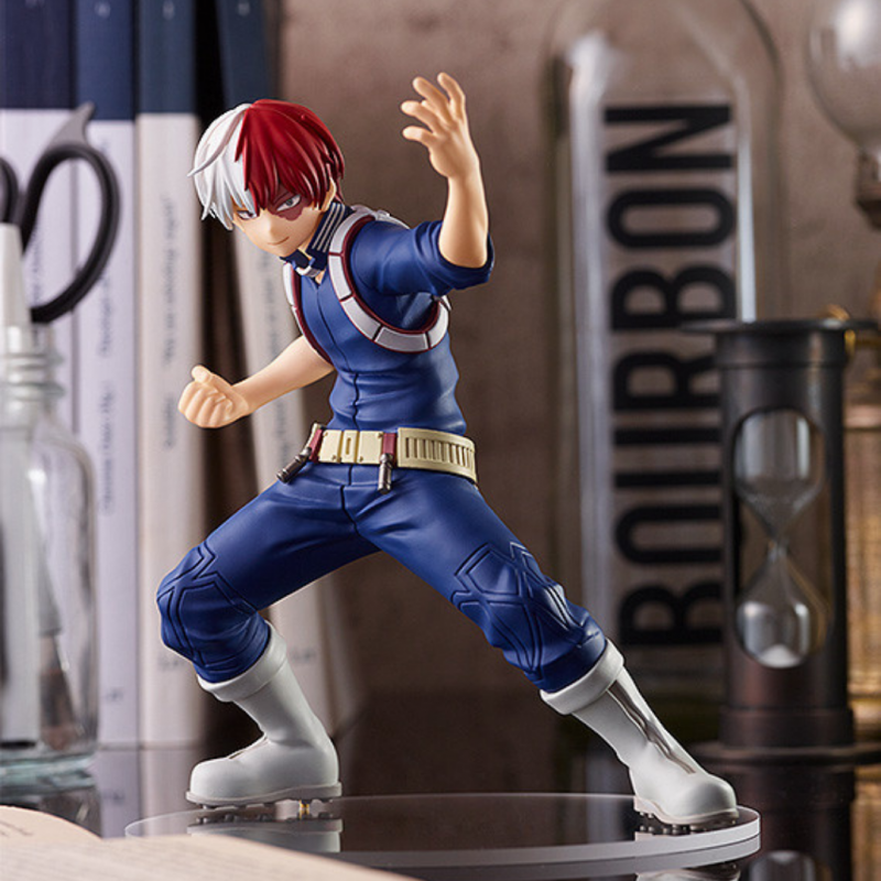Figurine Pop Up Parade Shoto Todoroki : Hero Costume Ver. - My Hero Academia