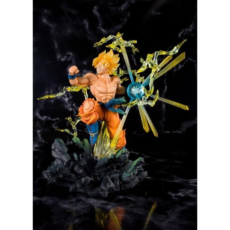 Dragon Ball - Figurine Son Goku - Figuarts Zero