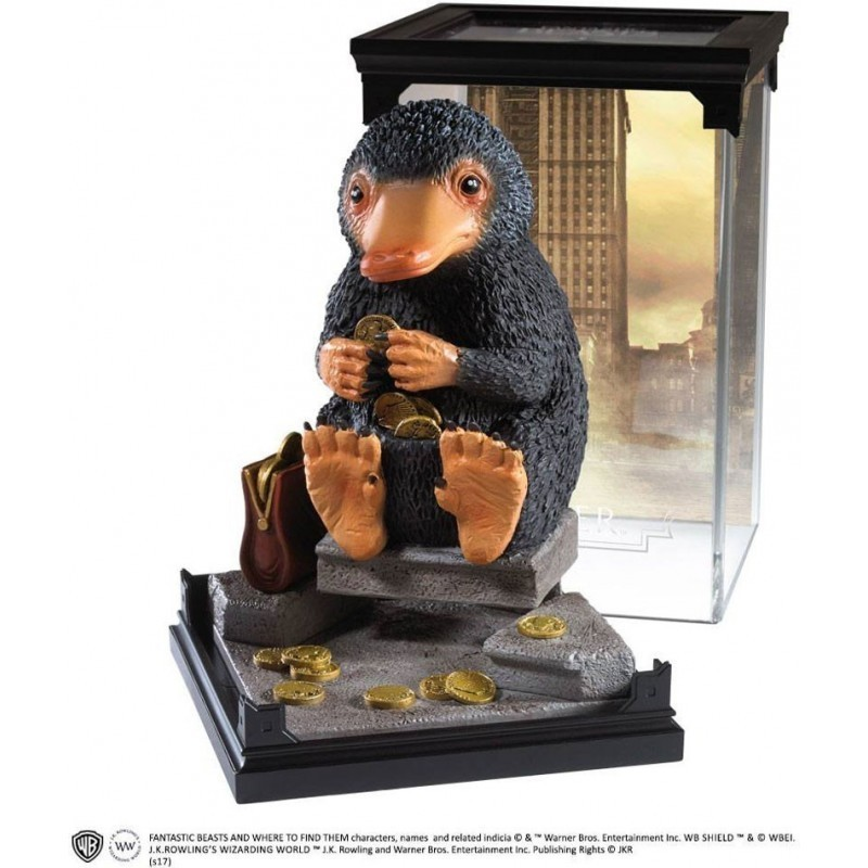 Statuette Niffleur - Les Animaux Fantastiques