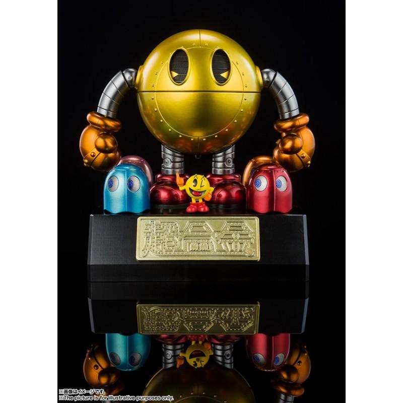 Figurine Pac-Man - Soul of Chogokin