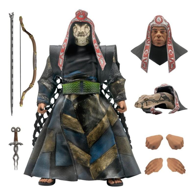 Figurine Ultimates Thulsa Doom (Demigod Serpant) - Conan le Barbare