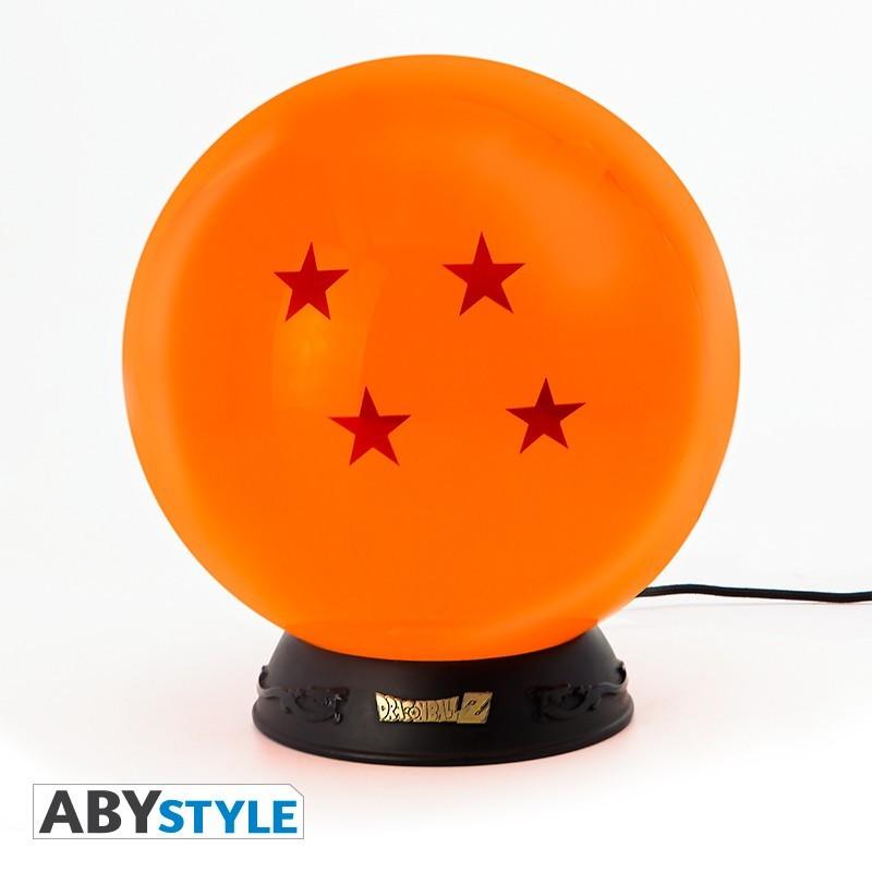 Lampe Collector Boule de Cristal - Dragon Ball Z