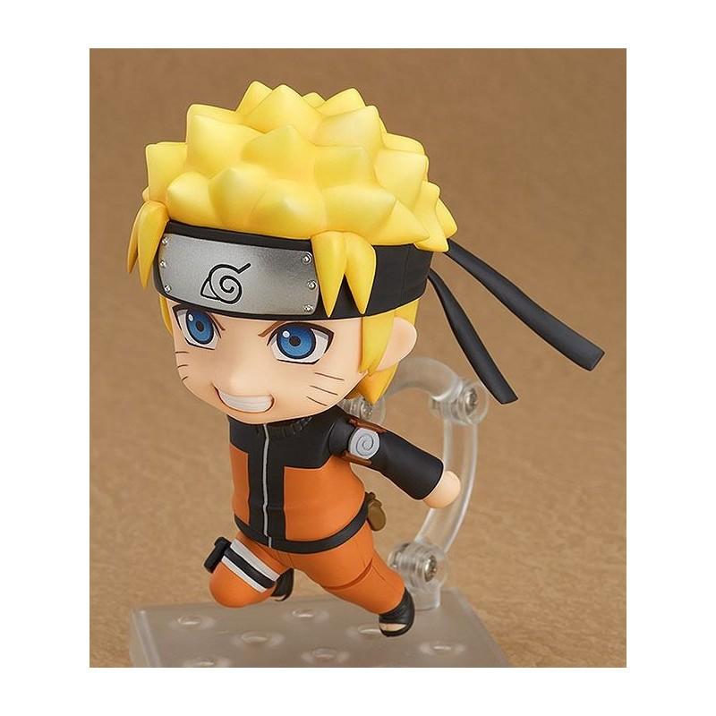 Naruto - Figurine Naruto Uzumaki Nendoroid