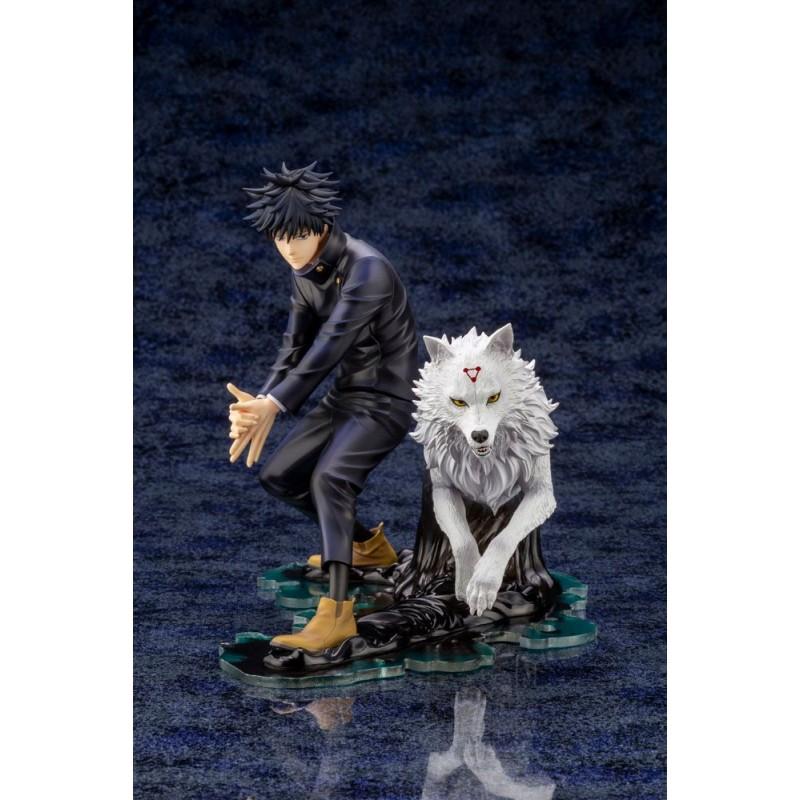 Statuette ARTFX J Megumi Fushiguro Bonus Edition - Jujutsu Kaisen
