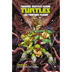 Les Tortues Ninja - TMNT, T14 : Le Procès de Krang