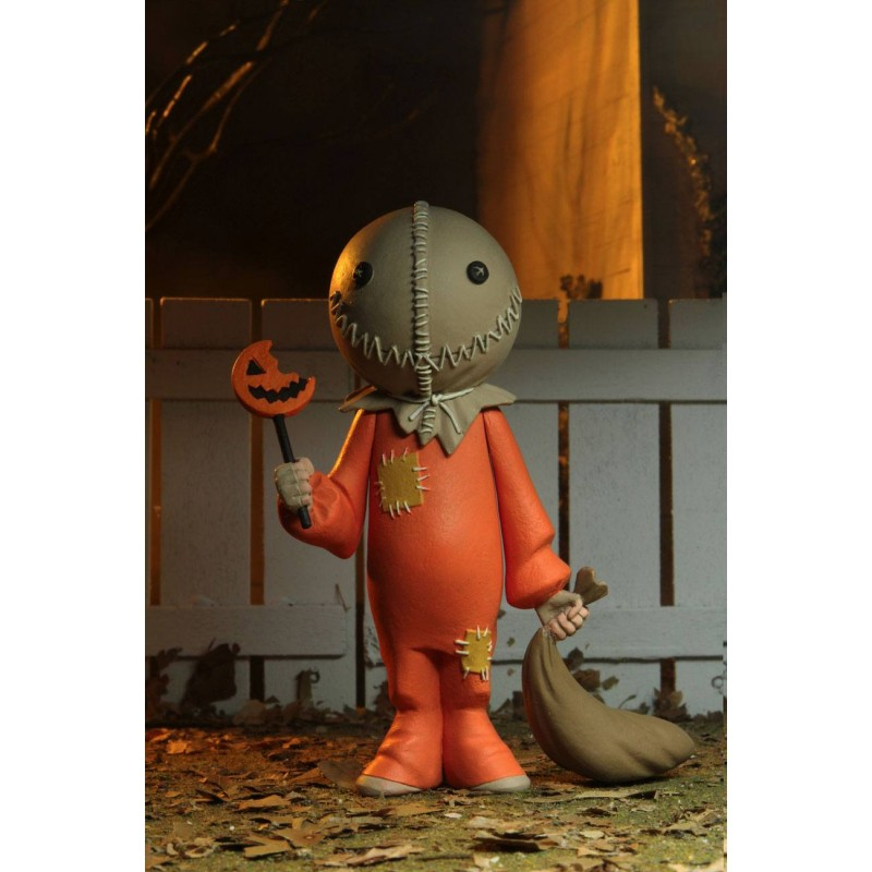 Figurine Sam (Trick 'r Treat) Toony Terrors
