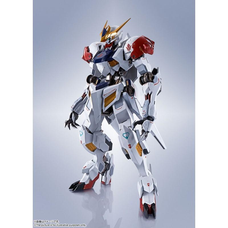 Figurine Gundam Barbatos Lupus - Metal Robot Spirits - Mobile Suit Gundam IBO