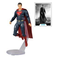 Figurine Superman (Blue/Red Suit) - DC Justice League Movie