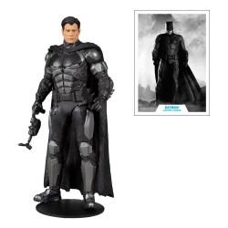Figurine Batman (Bruce Wayne) - DC Justice League Movie