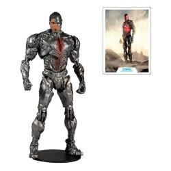 Figurine Cyborg - DC Justice League Movie