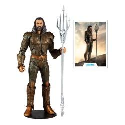 Figurine Aquaman - DC Justice League Movie