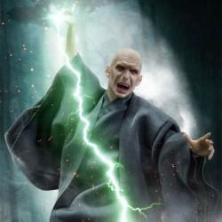 Figurine articulée 1/6 Lord Voldemort 30 cm - Harry Potter