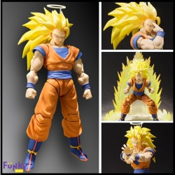 S.H.Figuarts Son Goku SSJ3 - Dragon Ball Z