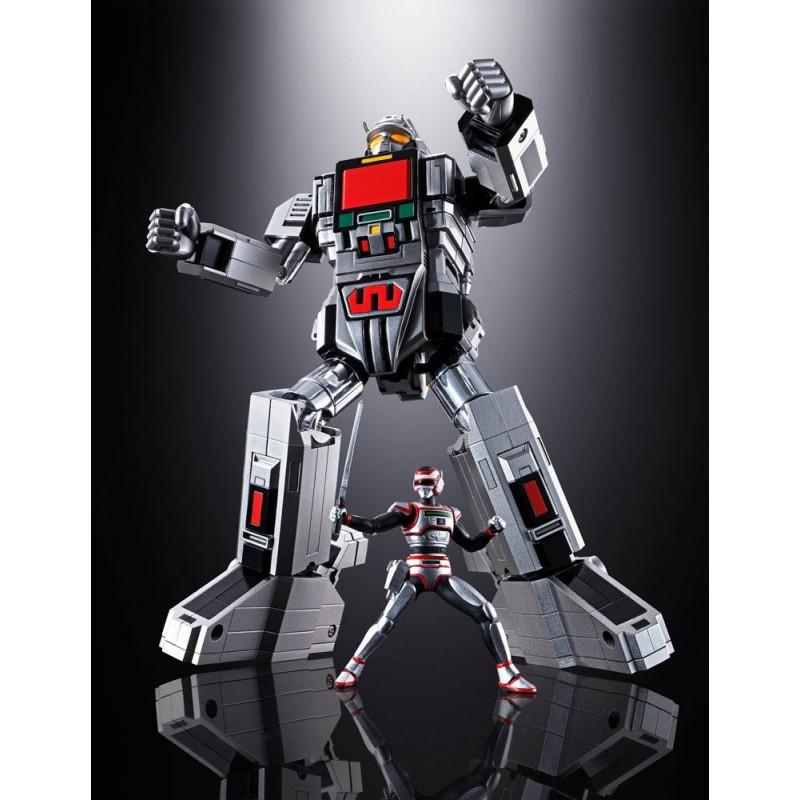 Figurine GX-97 Daileon - MegaBeast Investigator Juspion - Soul of Chogokin