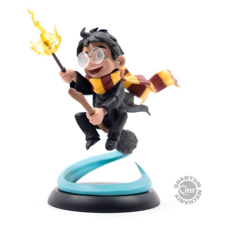 Harry Potter - Figurine Harry Potter First Flight Q-Fig