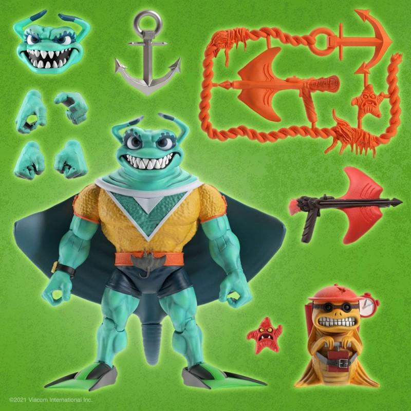 Figurine Ultimates Ray Fillet - Tortues Ninja