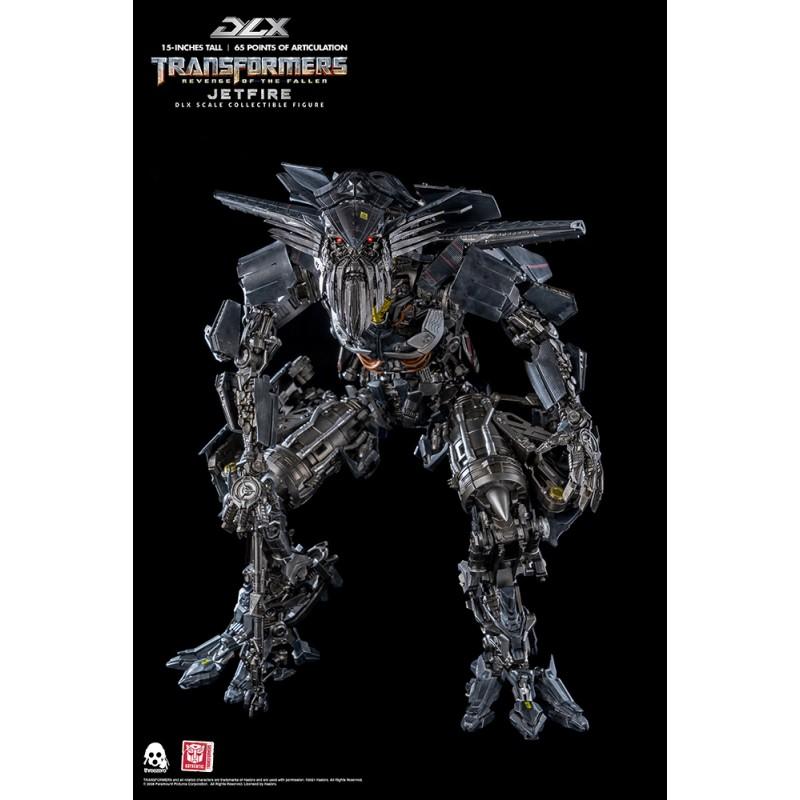 Figurine DLX Jetfire 1/6 - Transformers 2 : La Revanche - ThreeZero