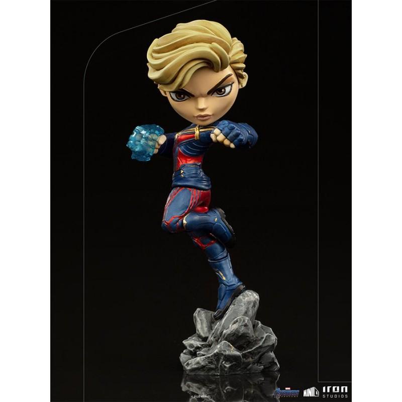 Figurine Minico Captain Marvel - Avengers Endgame