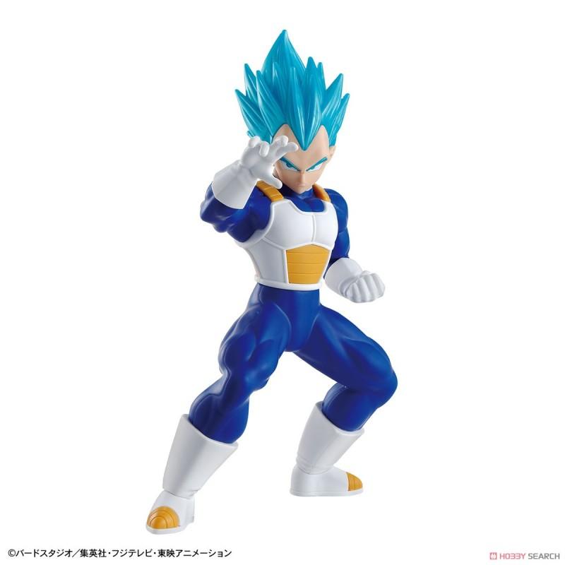 Maquette Super Saiyan God SS Vegeta - Entry Grade Model Kit - Dragon Ball Super