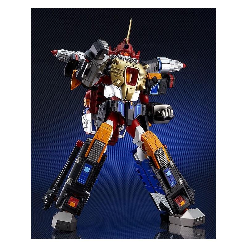 Figurine THE GATTAI Thunder Gridman - TOKUSATSU EDITION - Gridman the Hyper Agent